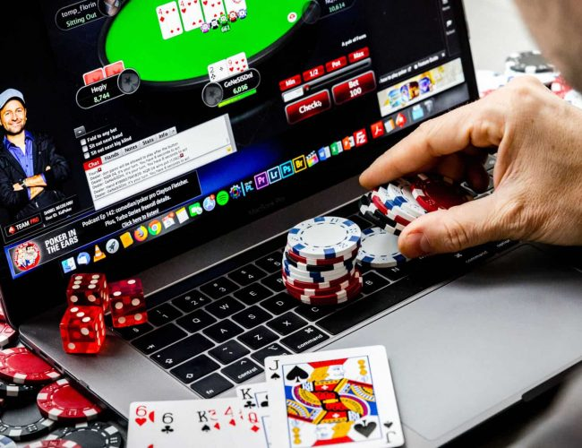 Online Poker Dealer School