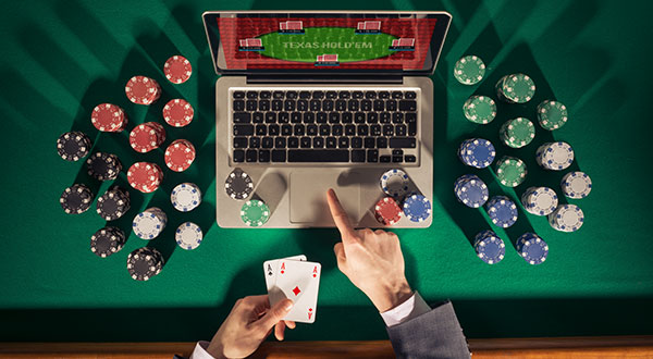 There Huge Cash Money In Casino Poker
