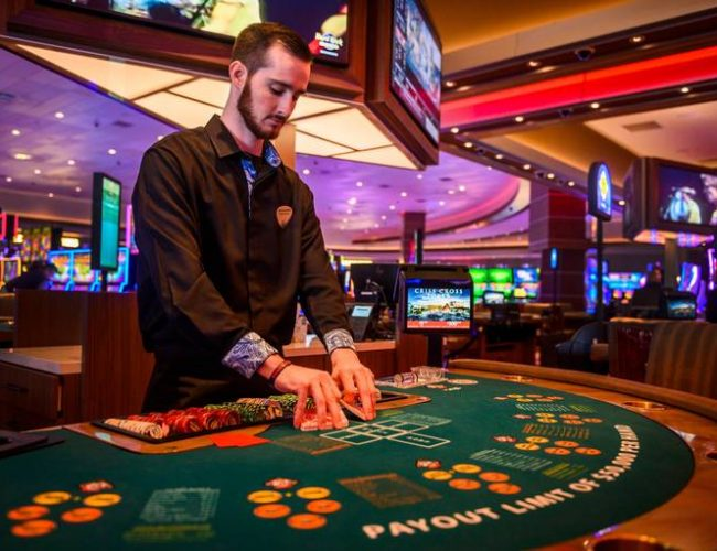 The Secret To Online Casino Is Revealed