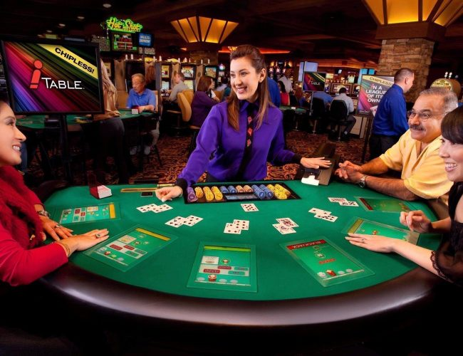 Eight Life Saving Recommendations on Online Casino