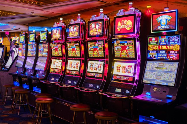 Use Casino To Make Someone Fall In Love With You