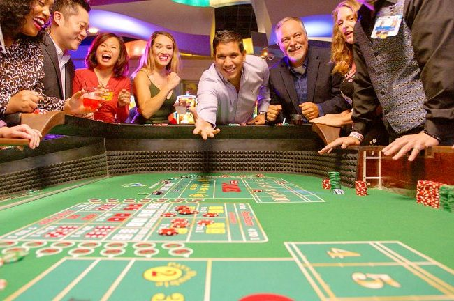 The way to Win Associates And Affect Folks with Gambling